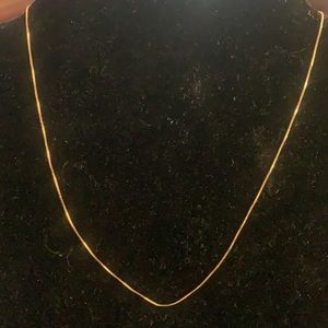 14Karats Real Gold Chain